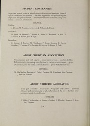 Page 60, 1939 Edition, Abbot Academy - Circle Yearbook (Andover, MA) online yearbook collection