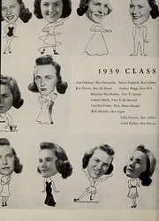 Page 88, 1939 Edition, Abbot Academy - Circle Yearbook (Andover, MA) online yearbook collection