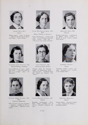 Page 17, 1940 Edition, Abbot Academy - Circle Yearbook (Andover, MA) online yearbook collection