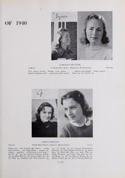 Page 21, 1940 Edition, Abbot Academy - Circle Yearbook (Andover, MA) online yearbook collection