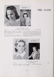 Page 24, 1940 Edition, Abbot Academy - Circle Yearbook (Andover, MA) online yearbook collection