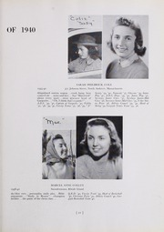 Page 25, 1940 Edition, Abbot Academy - Circle Yearbook (Andover, MA) online yearbook collection