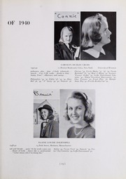 Page 27, 1940 Edition, Abbot Academy - Circle Yearbook (Andover, MA) online yearbook collection