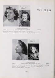 Page 28, 1940 Edition, Abbot Academy - Circle Yearbook (Andover, MA) online yearbook collection