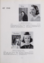 Page 29, 1940 Edition, Abbot Academy - Circle Yearbook (Andover, MA) online yearbook collection
