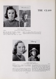 Page 30, 1940 Edition, Abbot Academy - Circle Yearbook (Andover, MA) online yearbook collection