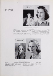 Page 31, 1940 Edition, Abbot Academy - Circle Yearbook (Andover, MA) online yearbook collection