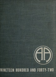 Abbot Academy - Circle Yearbook (Andover, MA) online yearbook collection, 1942 Edition, Page 1