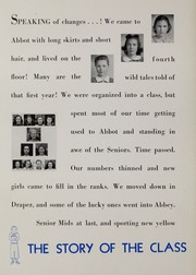 Page 10, 1942 Edition, Abbot Academy - Circle Yearbook (Andover, MA) online yearbook collection
