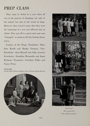 Page 12, 1942 Edition, Abbot Academy - Circle Yearbook (Andover, MA) online yearbook collection