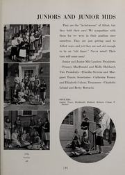 Page 13, 1942 Edition, Abbot Academy - Circle Yearbook (Andover, MA) online yearbook collection