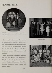 Page 14, 1942 Edition, Abbot Academy - Circle Yearbook (Andover, MA) online yearbook collection