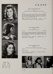 Page 18, 1942 Edition, Abbot Academy - Circle Yearbook (Andover, MA) online yearbook collection