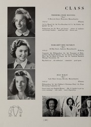 Page 30, 1942 Edition, Abbot Academy - Circle Yearbook (Andover, MA) online yearbook collection