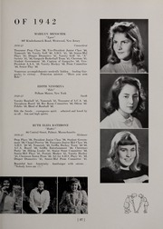 Page 31, 1942 Edition, Abbot Academy - Circle Yearbook (Andover, MA) online yearbook collection