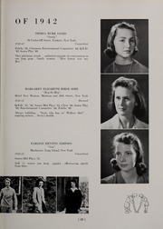 Page 33, 1942 Edition, Abbot Academy - Circle Yearbook (Andover, MA) online yearbook collection