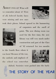 Page 38, 1942 Edition, Abbot Academy - Circle Yearbook (Andover, MA) online yearbook collection