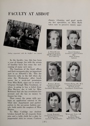 Page 41, 1942 Edition, Abbot Academy - Circle Yearbook (Andover, MA) online yearbook collection