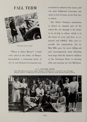 Page 48, 1942 Edition, Abbot Academy - Circle Yearbook (Andover, MA) online yearbook collection