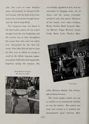 Page 54, 1942 Edition, Abbot Academy - Circle Yearbook (Andover, MA) online yearbook collection