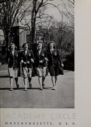Page 7, 1942 Edition, Abbot Academy - Circle Yearbook (Andover, MA) online yearbook collection