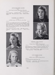 Page 26, 1943 Edition, Abbot Academy - Circle Yearbook (Andover, MA) online yearbook collection