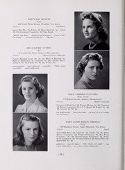 Page 28, 1943 Edition, Abbot Academy - Circle Yearbook (Andover, MA) online yearbook collection