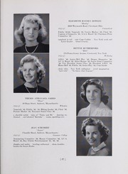 Page 31, 1943 Edition, Abbot Academy - Circle Yearbook (Andover, MA) online yearbook collection
