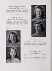 Page 32, 1943 Edition, Abbot Academy - Circle Yearbook (Andover, MA) online yearbook collection