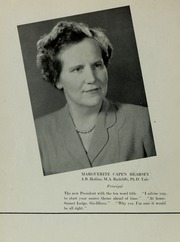 Page 10, 1945 Edition, Abbot Academy - Circle Yearbook (Andover, MA) online yearbook collection