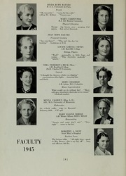 Page 12, 1945 Edition, Abbot Academy - Circle Yearbook (Andover, MA) online yearbook collection
