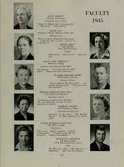 Page 13, 1945 Edition, Abbot Academy - Circle Yearbook (Andover, MA) online yearbook collection
