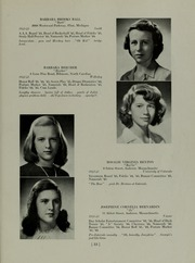 Page 17, 1945 Edition, Abbot Academy - Circle Yearbook (Andover, MA) online yearbook collection