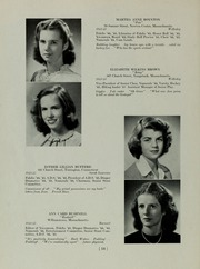 Page 18, 1945 Edition, Abbot Academy - Circle Yearbook (Andover, MA) online yearbook collection