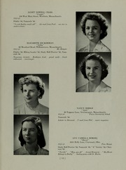 Page 19, 1945 Edition, Abbot Academy - Circle Yearbook (Andover, MA) online yearbook collection