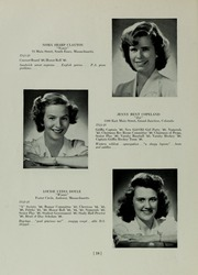Page 22, 1946 Edition, Abbot Academy - Circle Yearbook (Andover, MA) online yearbook collection