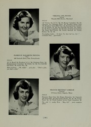 Page 23, 1946 Edition, Abbot Academy - Circle Yearbook (Andover, MA) online yearbook collection