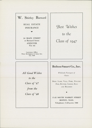 Page 72, 1947 Edition, Abbot Academy - Circle Yearbook (Andover, MA) online yearbook collection