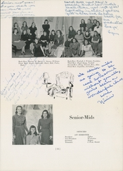Page 13, 1948 Edition, Abbot Academy - Circle Yearbook (Andover, MA) online yearbook collection