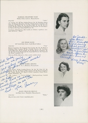 Page 25, 1948 Edition, Abbot Academy - Circle Yearbook (Andover, MA) online yearbook collection