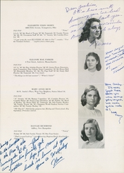 Page 33, 1948 Edition, Abbot Academy - Circle Yearbook (Andover, MA) online yearbook collection