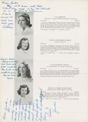 Page 34, 1948 Edition, Abbot Academy - Circle Yearbook (Andover, MA) online yearbook collection