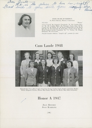 Page 38, 1948 Edition, Abbot Academy - Circle Yearbook (Andover, MA) online yearbook collection
