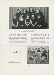 Page 52, 1948 Edition, Abbot Academy - Circle Yearbook (Andover, MA) online yearbook collection