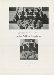 Page 54, 1948 Edition, Abbot Academy - Circle Yearbook (Andover, MA) online yearbook collection