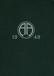 Abbot Academy - Circle Yearbook (Andover, MA) online yearbook collection, 1949 Edition, Page 1