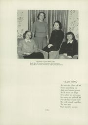 Page 18, 1949 Edition, Abbot Academy - Circle Yearbook (Andover, MA) online yearbook collection