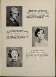 Page 33, 1955 Edition, Abbot Academy - Circle Yearbook (Andover, MA) online yearbook collection