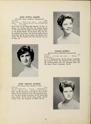 Page 34, 1955 Edition, Abbot Academy - Circle Yearbook (Andover, MA) online yearbook collection