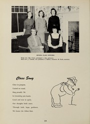 Page 18, 1956 Edition, Abbot Academy - Circle Yearbook (Andover, MA) online yearbook collection